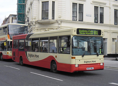 207 - N207NNJ - Brighton (North St) - 31.8.11
