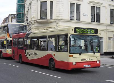 207 - N207NNJ - Brighton (North St) - 31.8.11