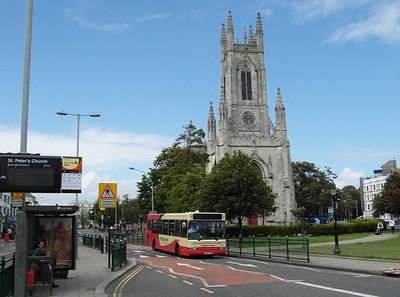 251 - GU52HKB - Brighton (St Peters Church) - 16.6.12