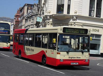 212 - N212NNJ - Brighton (North St) - 4.6.10