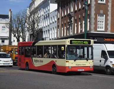 207 - N207NNJ - Brighton (Old Steine) - 10.4.12