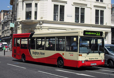 203 - N203NNJ - Brighton (North St) - 4.6.10
