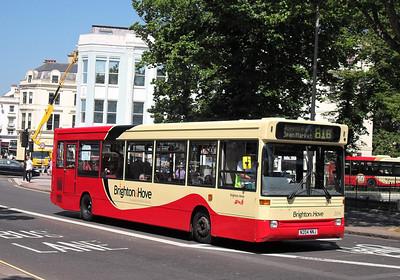 204 - N204NNJ - Brighton (Victoria Gardens) - 4.6.10
