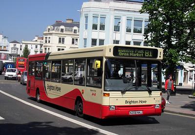 208 - N208NNJ - Brighton (Victoria Gardens) - 4.6.10