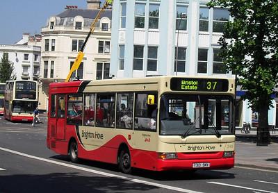 249 - T313SMV - Brighton (North St) - 4.6.10