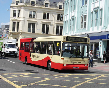 210 - N210NNJ - Brighton (North St) - 16.6.12