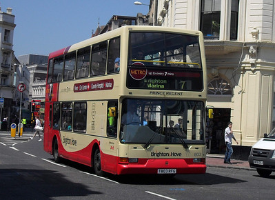 803 - T803RFG - Brighton (North St) - 4.6.10