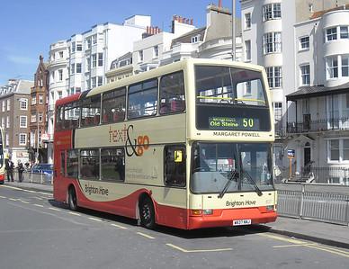 837 - W837NNJ - Brighton (Old Steine) - 10.4.12