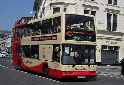 810 - T810RFG - Brighton (North St) - 4.6.10