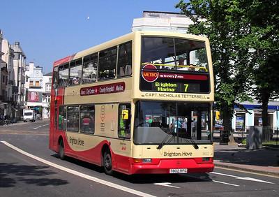 802 - T802RFG - Brighton (Victoria Gardens) - 4.6.10