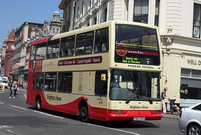 807 - T807RFG - Brighton (North St) - 4.6.10