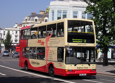 811 - T811RFG - Brighton (Victoria Gardens) - 4.6.10