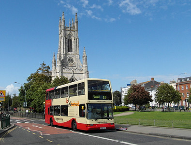 832 - W832NNJ - Brighton (St Peters Church) - 16.6.12