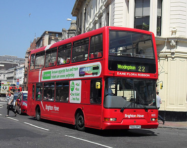 820 - T820RFG - Brighton (North St) - 4.6.10