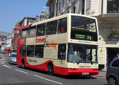 835 - W835NNJ - Brighton (North St) - 4.6.10