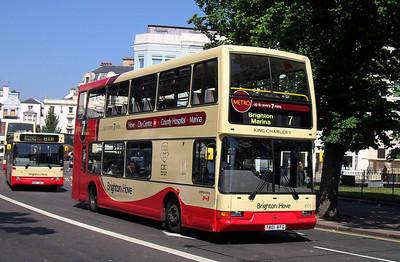 801 - T801RFG - Brighton (Victoria Gardens) - 4.6.10