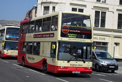 809 - T809RFG - Brighton (North St) - 4.6.10