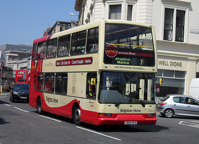 804 - T804RFG - Brighton (North St) - 4.6.10