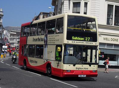 815 - T815RFG - Brighton (North St) - 4.6.10