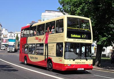 830 - W83NNJ - Brighton (Victoria Gardens) - 4.6.10