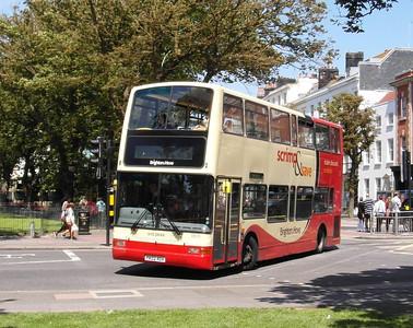868 - PK02RDV - Brighton (Old Steine) - 16.6.12