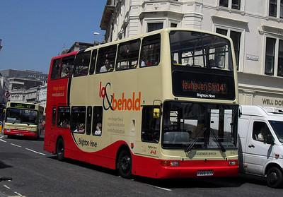 842 - Y868GCD - Brighton (North St) - 4.6.10