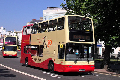 843 - Y843GCD - Brighton (North St) - 4.6.10