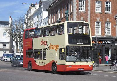 853 - Y853GCD - Brighton (Old Steine) - 10.4.12