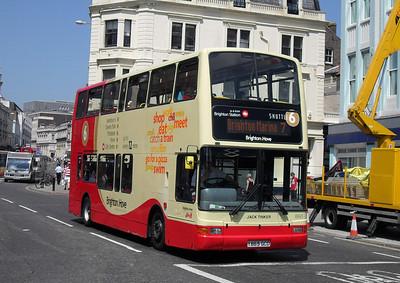 860 - Y869GCD - Brighton (North St) - 4.6.10