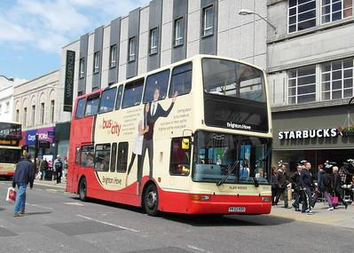 866 - PK02RDO - Brighton (Western Road) - 17.6.12