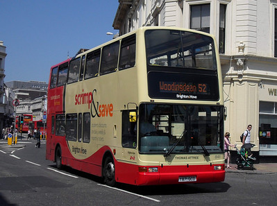 841 - Y871GCD - Brighton (North St) - 4.6.10