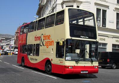 845 - Y845GCD - Brighton (North St) - 4.6.10