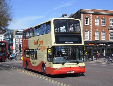 871 - PK02RDZ - Brighton (Old Steine) - 10.4.12