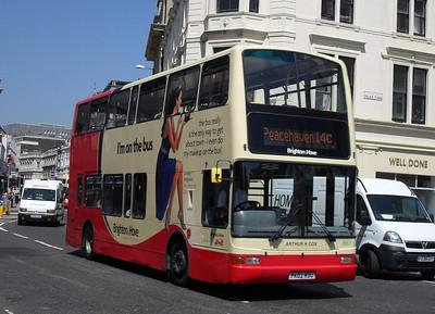 867 - PK02RDU - Brighton (North St) - 4.6.10