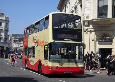 848 - Y848GCD - Brighton (North St) - 4.6.10