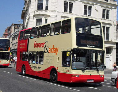 849 - Y849GCD - Brighton (North St) - 4.6.10