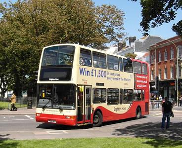 873 - PK02RFE - Brighton (Old Steine) - 16.6.12