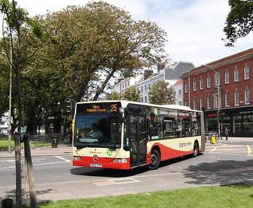 102 - BX02YZM - Brighton (Old Steine) - 16.6.12
