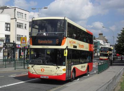 726 - YP09HWN - Brighton (Gloucester Place) - 13.7.11