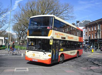 712 - YP58UGM - Brighton (Old Steine) - 10.4.12
