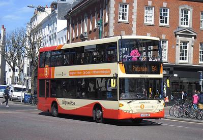 719 - YP09HWF - Brighton (Old Steine) - 10.4.12