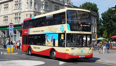 704 - YP58UGD  - Brighton (Castle Square)