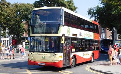 726 - YP09HWN  - Brighton (Old Steine)