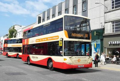 711 - YP58UGL - Brighton (Western Road) - 16.6.12