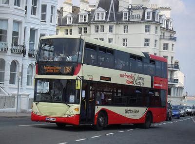 728 - YP09HWR - Eastbourne (seafront) - 11.7.11