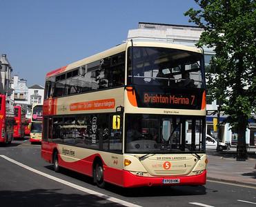 724 - YP09HWL - Brighton (Victoria Gardens) - 4.6.10