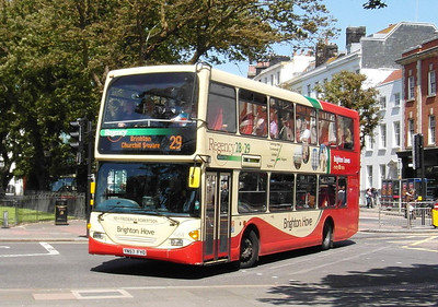 684 - YN57FYO - Brighton (Old Steine) - 16.6.12