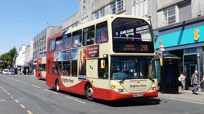 675 - YN57FYC - Brighton (Churchill Square)