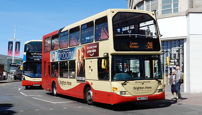 679 - YN57FYB - Brighton (Churchill Square)
