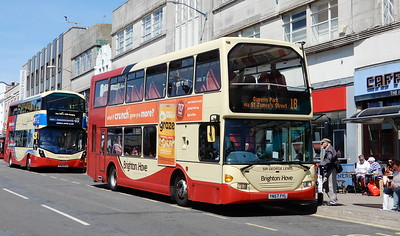 681 - YN57FYL - Brighton (Churchill Square)